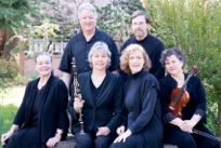 PlayOn! - Mary Jo DuGaw, vocalist; Mary Kantor, clarinetist; Martha Garrett, violinist; Kristof Iverson and RoseMarie Tamburri, pianists; David Ketter, actor