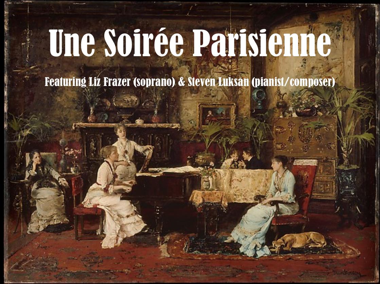 Une Soiree Parisienne Graphic